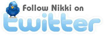 Follow Nikki On Twitter