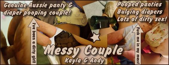 Messy Couple